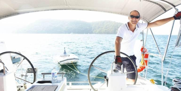 RYA Day Skipper Monohull
