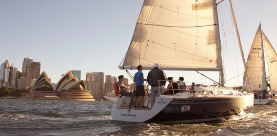 Yacht Master Coastal Offshore